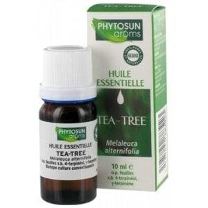 Tea tree pour lutter contre les boutons