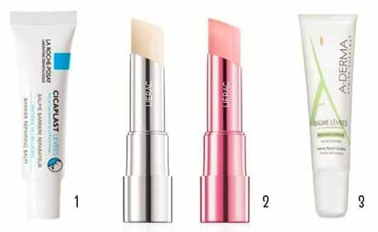 hydratation des lèvres gercées