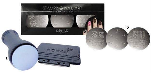 marque konad spécialiste du nail art