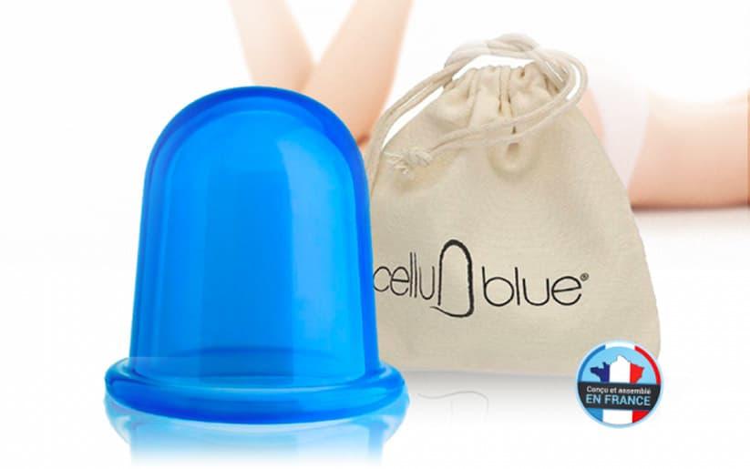 Ventouse cellublue, méthode anti cellulite
