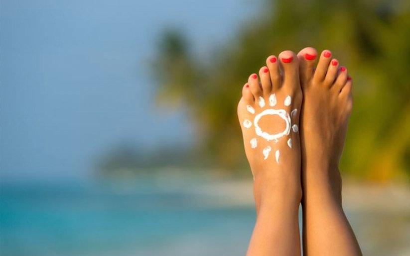 Crème solaire, bien se proteger.