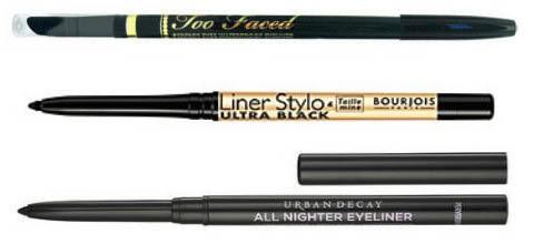 eye liner en crayon