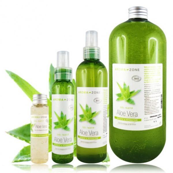 Aroma zone: Gel Aloe vera