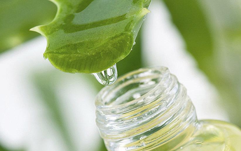 Gel Aloe vera, C'est bon pour la beauté