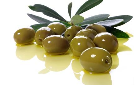huile d'olive verte