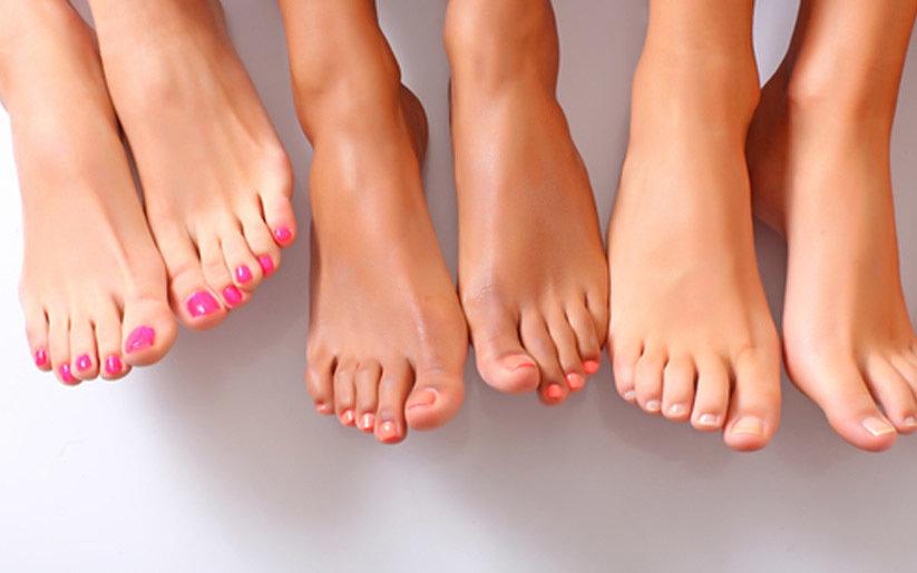 comment avoir de jolis pieds ?