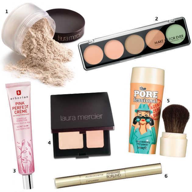maquillage pour une peau zéro défaut