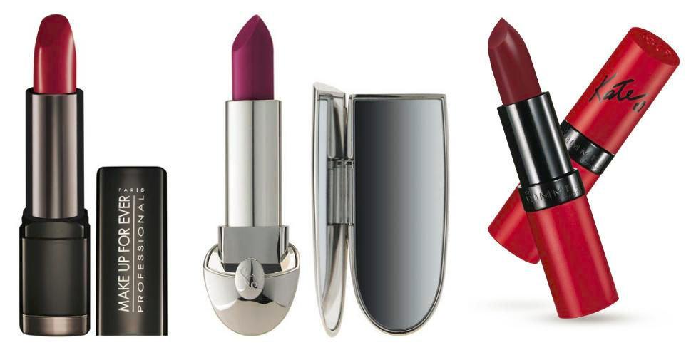 quel rouge à lèvres pour les brunes?