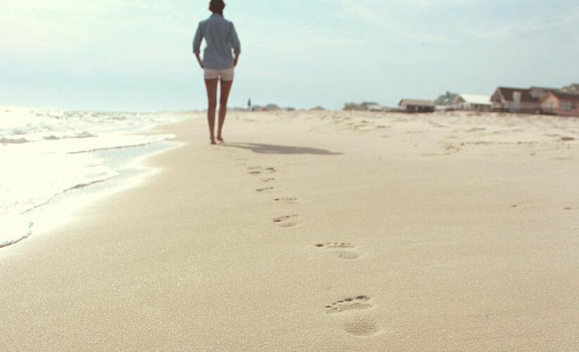 Un bon soin des pieds pour l'été