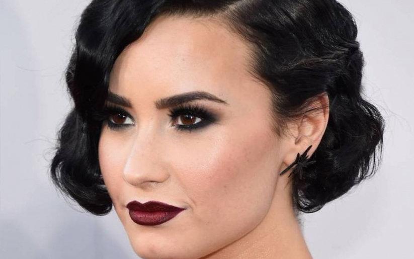 Tuto de l'ombré lips de Demi Lovato