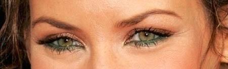 Evangeline Lilly, au regard emeraude