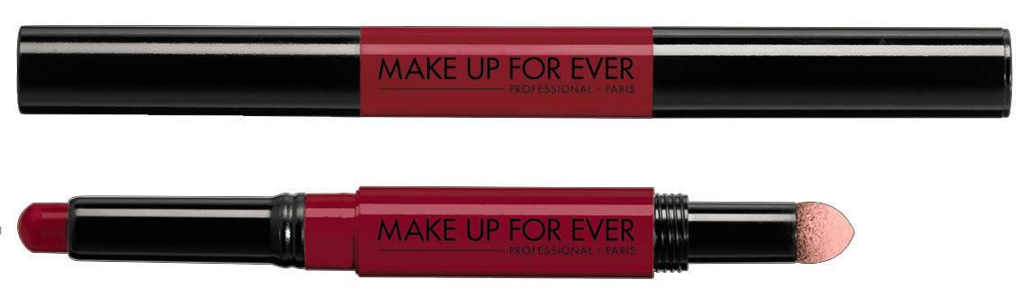 demi Lovato sont rouge à lèvres