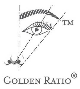 Anastasia Beverly Hills Golden ratio