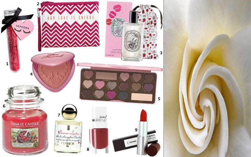 Mon cadeau Saint Valentin
