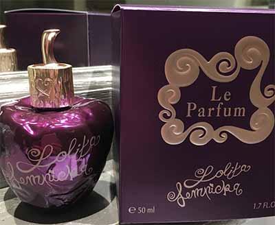 Lolita Lempicka, un nouveau parfum qui réveille les souvenirs