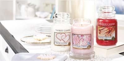 Yankee Candle une belle idée de cadeau de Noël