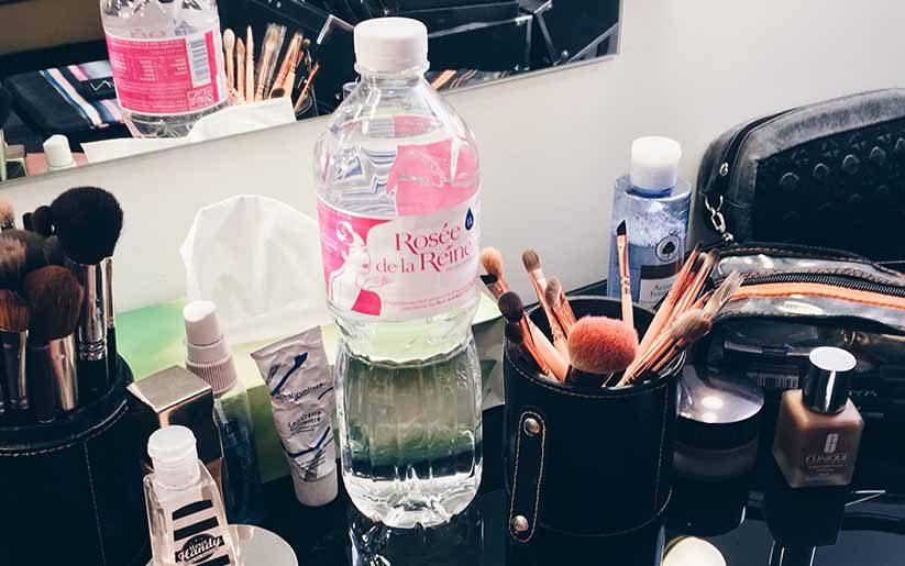 Mon eau de source Rosée de la Reine, mon atout beauté