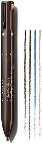 Stylo 4 couleurs pour les yeux et les lèvres