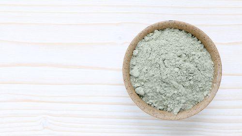 argile verte dans les cosmétiques