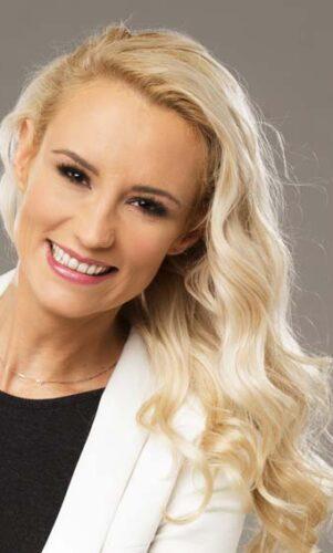 Elodie Gossuin, interview dans la loge Beauté