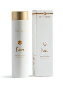 Routine beauté printanière - Kami, le nectar corps divin de Perlanesse