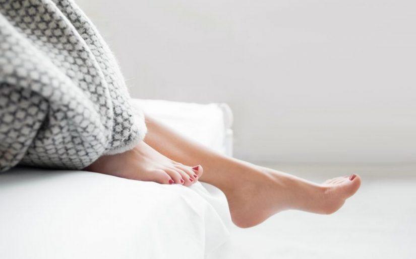 Prendre soin des ses ongles de pieds avant l'été