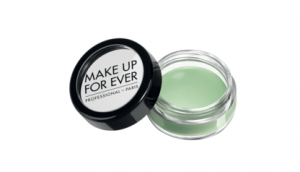 Cacher un bouton - Crème camouflage de Makeup For Ever