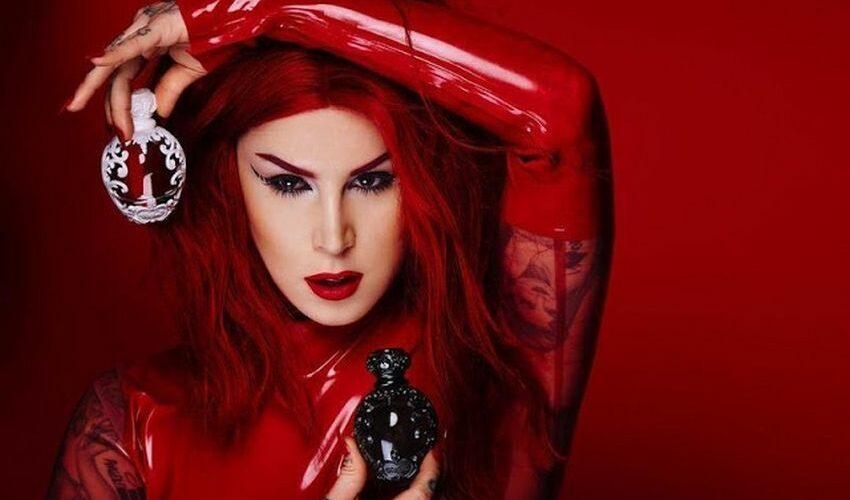 Nouveau parfum Kate Von D