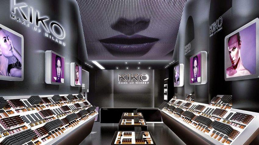 Nouvelle boutique Kiko- La loge beauté