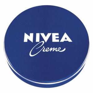 Les cosmétiques les plus vendus en France : crème hydratante de Nivea