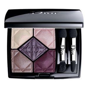 Maquiller les yeux bleus avec Dior et sa palette Regard Couture Couleurs & Effets Haute Fidélité