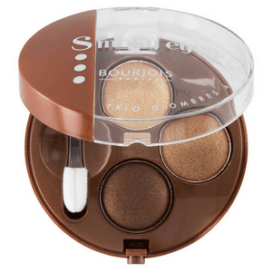 Maquiller les yeux marrons : Bourjois Trio Smoky Eyes