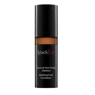 Fond de teint fluide matifiant Black Up