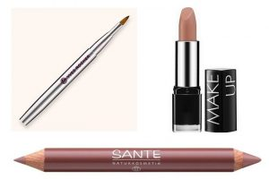 Maquillage de Marion Cotillard pour les lèvres