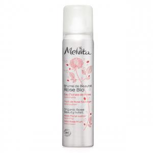 Brume visage : Brume de beauté à la rose bio de Melvita