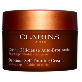Crème auto-bronzante de Clarins
