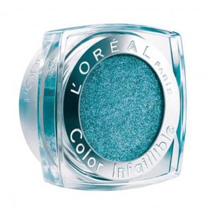 fard à paupières qui file dans les plis: L'Oréal Paris Color infaillible