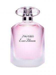 Parfum au soleil : Ever Bloom de Shiseido