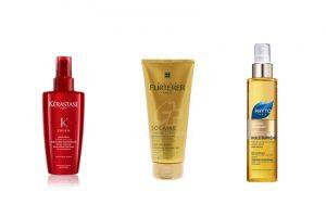 Des soins qui protéger ses cheveux du chlore