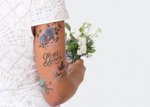 tatouages éphémères Tattly