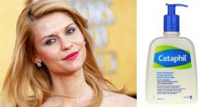 Les stars et leurs produits de beauté -Claire Danes