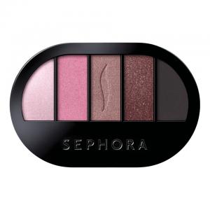 Maquiller les yeux verts: Palette à fards à paupières Colorful 5 Sephora