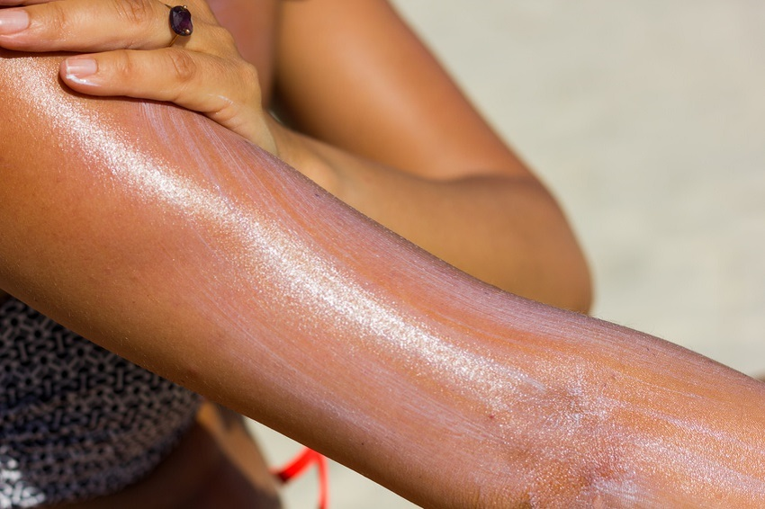 que faire contre la peau qui pèle