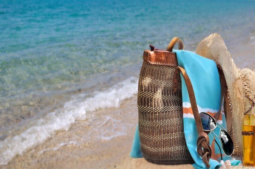 Dans mon cas de plage
