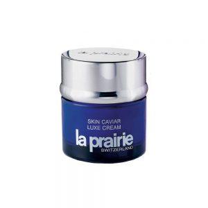 Cosmétiques insolites : Crème Caviar Luxe Visage, La Prairie
