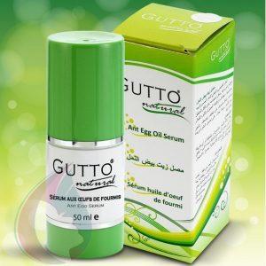 Cosmétiques insolites : Serum Gutto France l'huile de fourmis