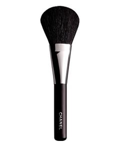 Pinceau maquillage : Pinceau à poudre visage :