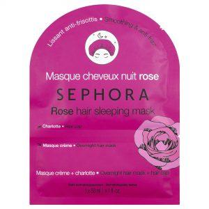 nouveautés en produits de beauté pour la Rentrée 2017 : Sephora Collection Masque Cheveux Nuit