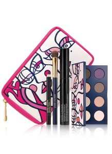 Octobre rose : trousse de maquillage Ruban Rose de Estee Lauder