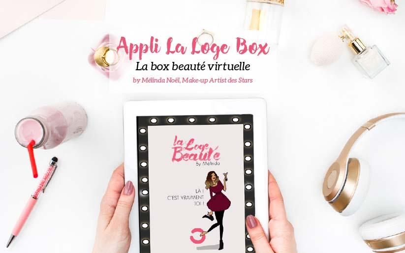 application La Loge box